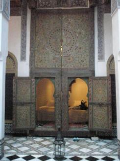 Morocco_Fez_MedinaRiad4