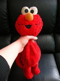 Elmo strangle
