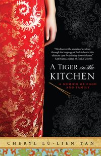 JACKET ART A Tiger in the Kitchen