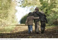 Three_boys_walking_up_country_lane_10pm0174cl
