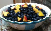Summer fruit